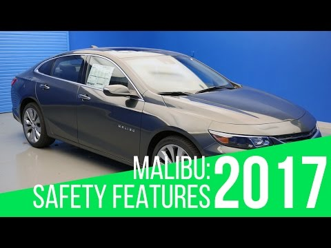 2017 Chevrolet Malibu: Safety Features
