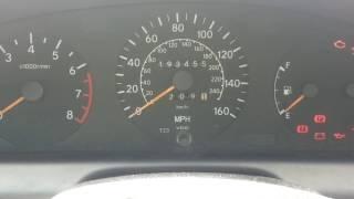 Контрактный двигатель  Toyota Carina E 1992-1997 Хэтчбэк 5 дв. 5 ст. мех. Бензин 2 л Инжектор 1997
