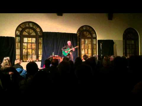 Rumors of Glory – Bruce Cockburn at Seattle's Fremont Abbey 2015-04-23