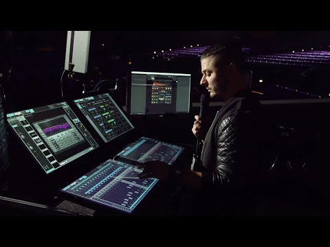 Behind Pitbull's Live Sound (Spanish w/ English Subtitles)