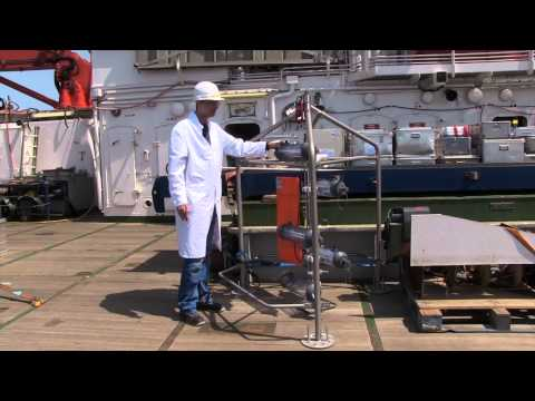 Nutrient analysis in the Benguela upwelling system