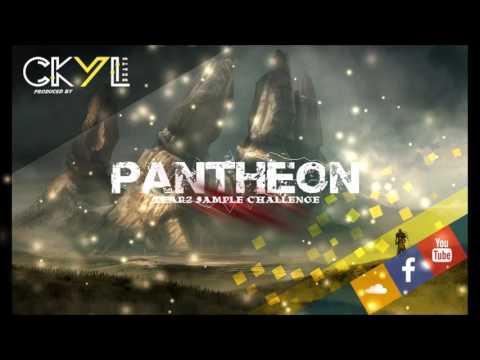 Pantheon  TEARZ SAMPLE CHALLENGE  Ckyl Beats