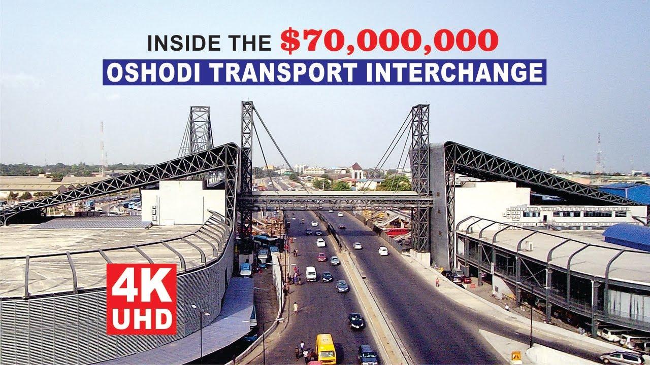 Download Inside The $70,000,000 Oshodi Transport Interchange In 4K UHD