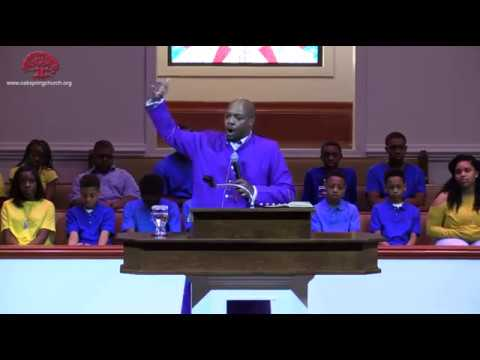 Senior Pastor W. Michael Martin - It's Time To Grow Up