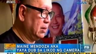 Who is Maine Mendoza or 'Yaya Dub' behind the camera? | Unang Hirit