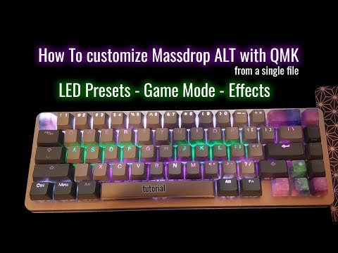 QMK Firmware Tutorial - MSYS2, and Drivers (Part 1) by Chokkan