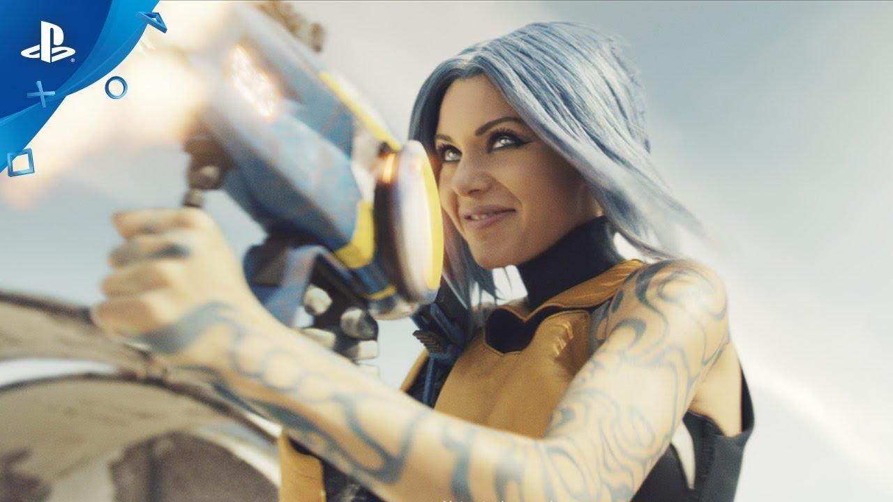 Сексуальная Майя раскидала толпу врагов в рекламном ролике Borderlands 2 VR