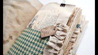 Victorian Lady's Handbook No. 3 - a junk journal