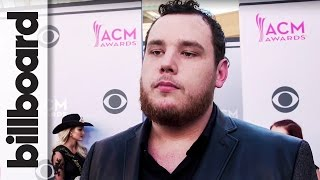 Luke Combs on His FIRST ACMs Experience & New Album 'This One's For You' | Billboard