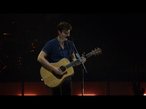 Shawn Mendes - The Weight (Live - 3Arena,...