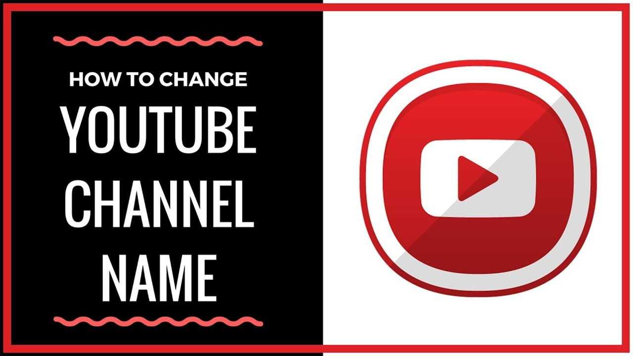 how to change youtube name on phone