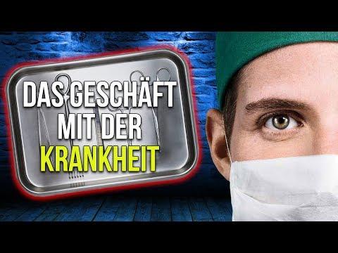 Das Geschäft mit der Krankheit: Das solltest Du wissen, bevor Du zum Arzt gehst - Dr. Gerd Reuther