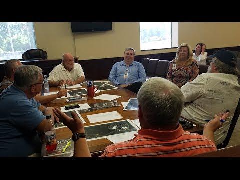 Jasper City Council Work Session June 2017