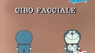 Doraemon Italiano Cibo facciale 2018