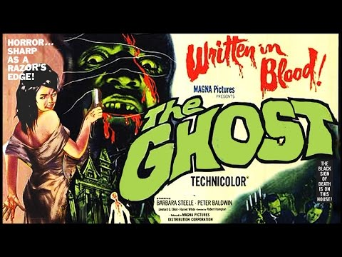 The Ghost (1963) Trailer - Color / 2:00 mins