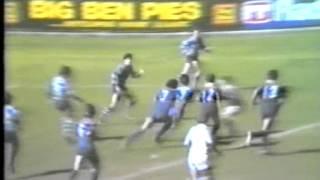 Alexandria Rovers V Mascot 1984