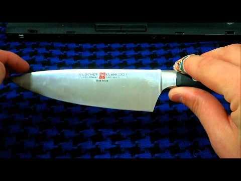 Кухонный нож Wusthof Classic Ikon 6'' Chef смотреть в хорошем качестве