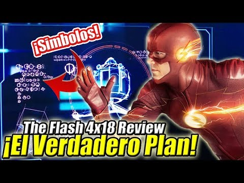 The Flash 4x18 Review - ¿Adios Ralph? REVELADO El Plan de THINKER