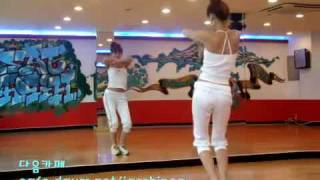 Wonder Girls - Nobody dance tutorial part1