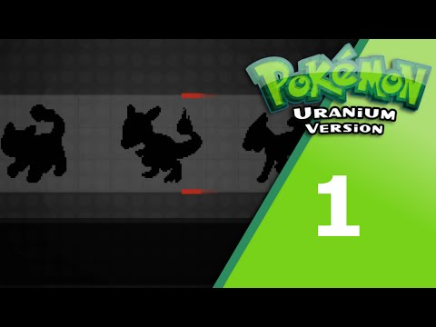 Pokémon Uranium - Episode 1 - Pokémon Trainer Aptitude Test