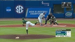 2018 NCAA Baseball Tournament Florida vs Jacksonville 6 1 2018
