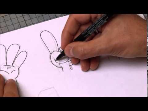Comics zeichnen mit Tobi Wagner – HÄNDE
