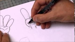 Comics zeichnen mit Tobi Wagner - HÄNDE