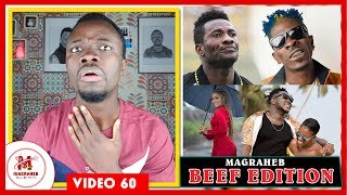 SHATTA WALE MEETS HIS METER || MEDIKAL vs Sis. DERBY / FELLA + ASAMOAH DJAN