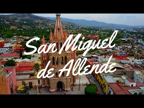 Guanajuato To San Miguel De Allende Travel Vlog Part 4