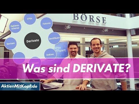 Was sind Derivate? Einfach erklärt Futures, Optionen, Zertifikate etc.