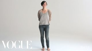 Loose Fit Skinny Jeans by 6389 - Jeanius: Jane Herman Bishop - Vogue