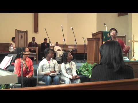 Black History Month Youth Presentation