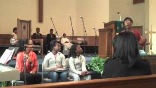 Black History Month Youth Presentation