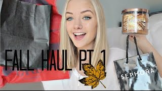 Fall Haul Pt 1 | Maddi Bragg Thumbnail