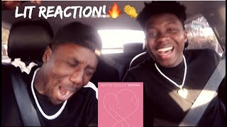 BTS MAP OF THE SOUL: PERSONA FULL ALBUM REACTION!!