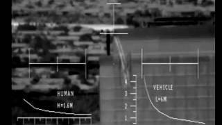 Long Range night vision C4ISR FLIR I2 CECOM Reconnaissance LRAS3