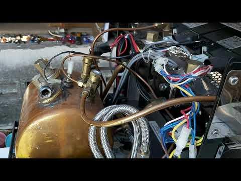 ปัญหา เครื่องชงกาแฟสด Expobar, Ascaso โดย ช่างเบิร์ด รับซ่อมเรื่องชงกาแฟ