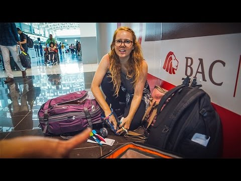 AIRPORT TROUBLES! (Costa Rica ✈️ USA)