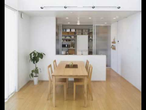 Minimalist Japanese Prefab House Youtube