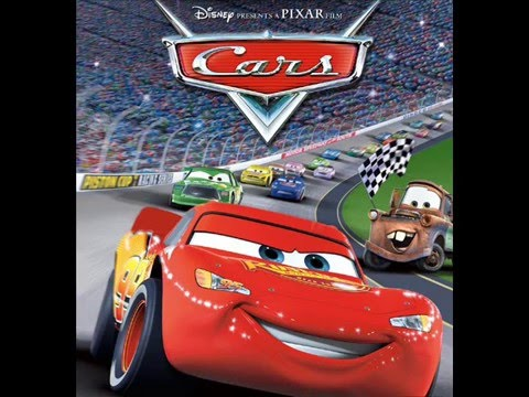 Cars video game - Here I Am