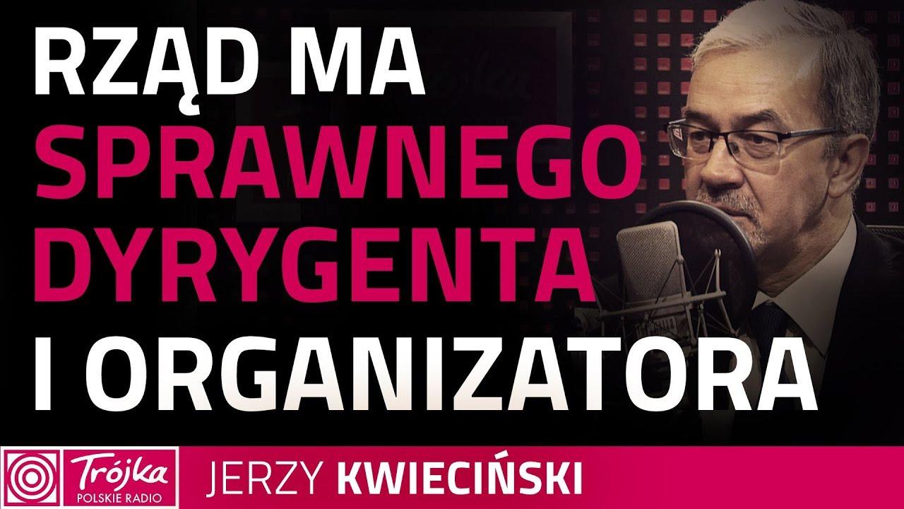 Jerzy Kwieciński: wprowadzono osoby, które lepiej czują gospodarkę