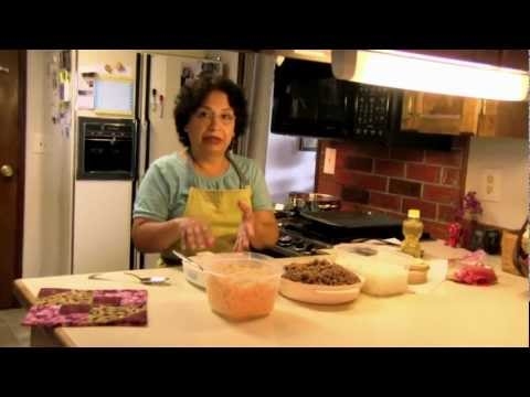 DIY Making Homemade Enchiladas With Rosie