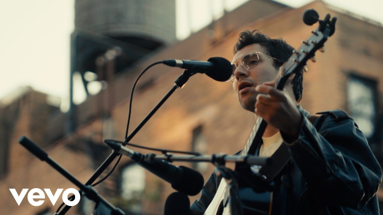 Bleachers Feat. Bruce Springsteen - Chinatown (Live at electric lady)
