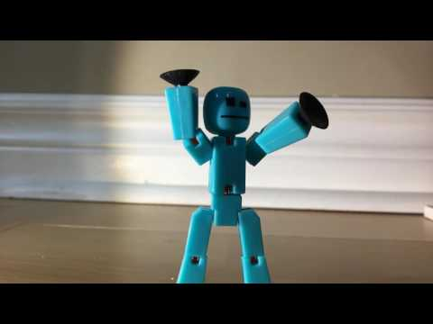 Skitbot dance