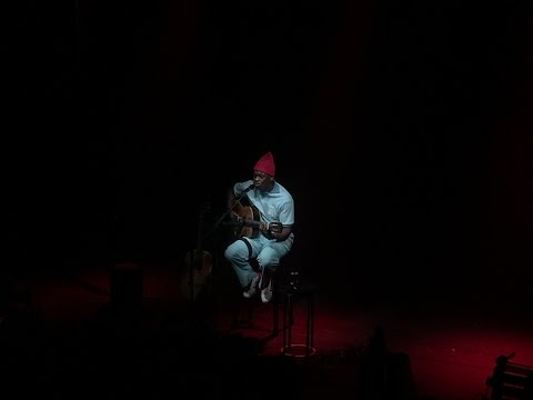 Seu Jorge @ The Faena Theater In Miami, FL  |  The Life Aquatic - A Tribute To David Bowie 4/4/16