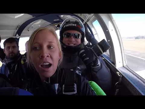Skydive Tennessee Cristy Hammons
