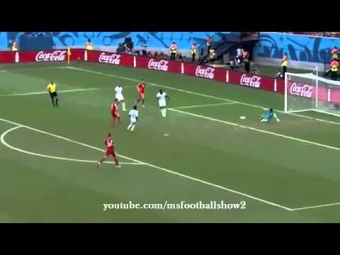 Honduras vs Switzerland 0-3 ~ All Goals & Highlights ~ 25 06 2014 Shaqiri Hattrick