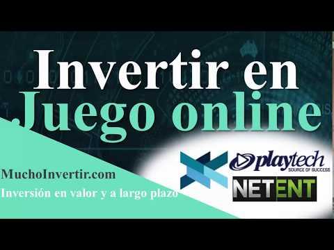 Ideas para invertir en juego online
