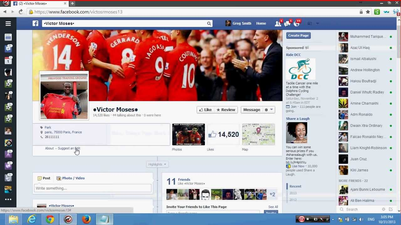 How To Merge 2 Different Name Pages At Facebook 2014 - YouTube