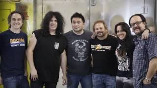 MICHAEL ANTHONY at SCHECTER HQ